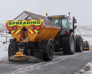 snow clearing machines