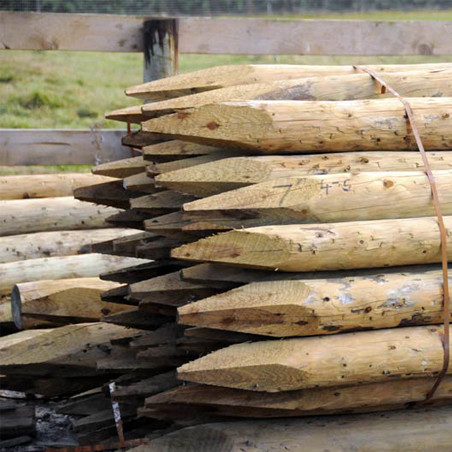 timber fencing supplies